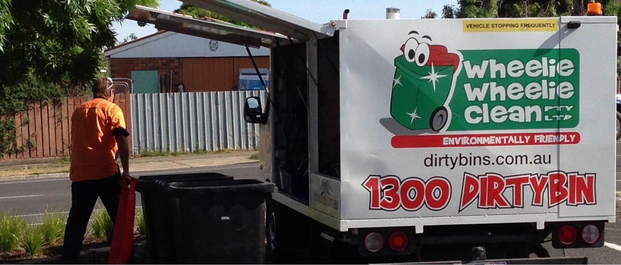Wheelie Wheelie Clean Truck