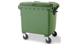 Examples of large bins & skips (660 litres - 1100 litres) - Wheelie Wheelie Clean